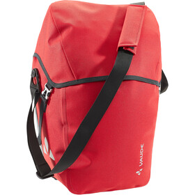 VAUDE Comyou Pro Sidetaske bag, darkred
